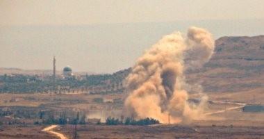 """""""سانا"""": أنباء عن عدوان إسرائيلى على بلدة مصياف شمال غرب سوريا"""