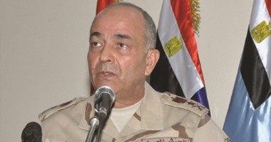 رئيس الأركان الفريق محمود حجازى يشكر المواسين له فى وفاة والدته