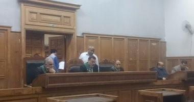 تأجيل محاكمة 5 متهمين بقتل مواطن فى الشرابية لـ1 ديسمبر