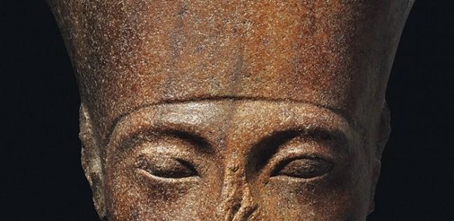 دار مزاد تمثال توت عنخ آمون تكشف لـ