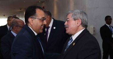 مصطفى مدبولى وصول حجم الاستثمارات المصرية بالجزائر لـ3.6 مليار دولار