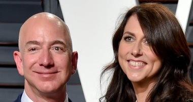 زوجة مؤسس أمازون تحصل على 36 مليار دولار من ثروته بعد انفصالهما