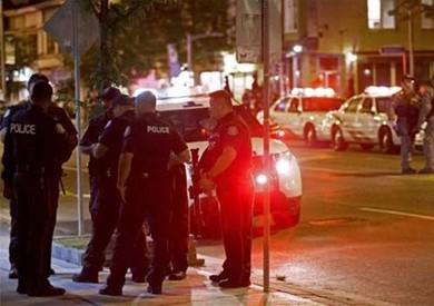 مقتل شخص وإصابة 13 آخرين في إطلاق نار بمدينة تورنتو الكندية