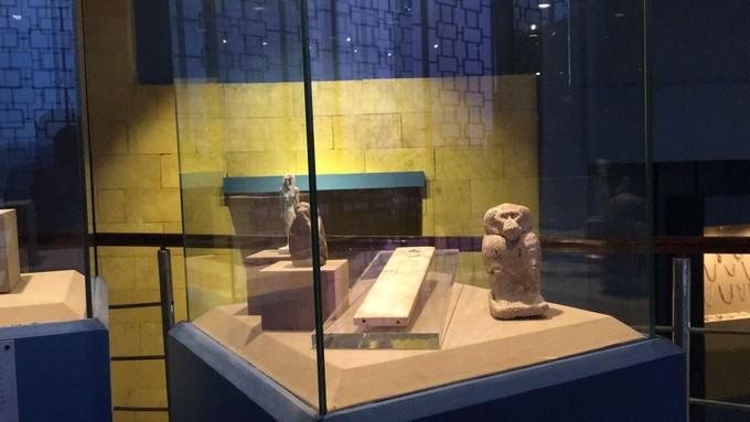 متحف تل بسطة ..متنفسا ثقافيا بالشرقية