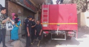 """السيطرة على حريق بمصنع """"لمبات"""" بالعاشر من رمضان"""