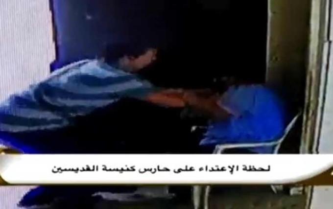 شاهد عيان يروي تفاصيل حادث كنيسة القديسين بالإسكندرية