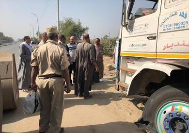 ننشر أسماء المصابين والمتوفيين في حادث المنيا