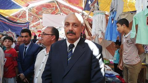 رئيس مدينة العريش يطالب رؤساء الأحياء بسرعة التعامل مع الشكاوي ميدانيا