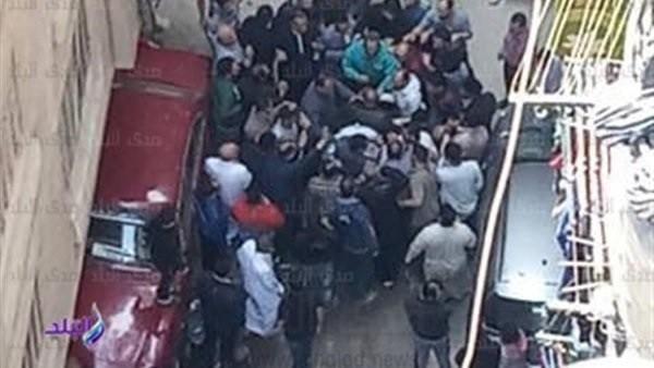 تعليق مثير من الأوقاف على قتل إمام مسجد أثناء صلاة الجمعة.. فيديو