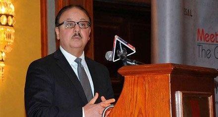 وزير الاتصالات يبحث مع شركة إنسبر الصينية إنشاء مصنع للإلكترونيات في مصر