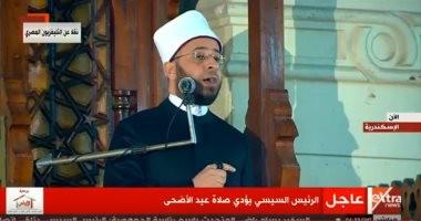 """أسامة الأزهرى: """"الإحسان"""" له منزلة كبيرة فى الإسلام ويمتد إلى كل الأديان"""