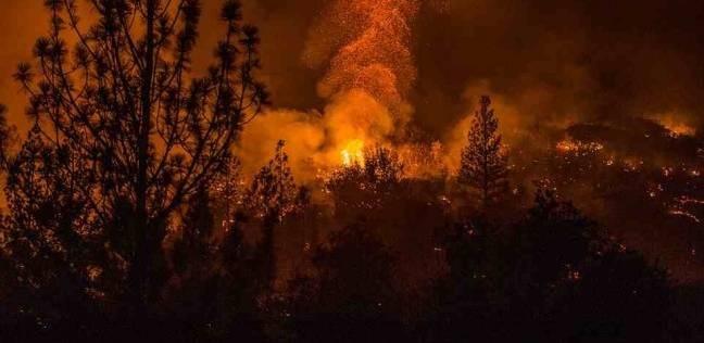 ارتفاع حصيلة ضحايا حرائق كاليفورنيا إلى 33 قتيلا