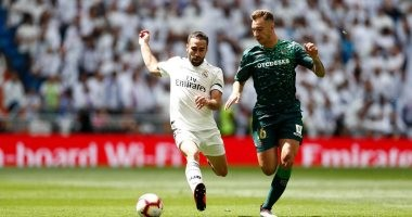 ريال مدريد ينهى الدوري الإسباني الكارثي بالخسارة 2/0 ضد بيتيس.. فيديو