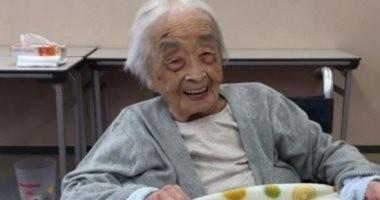 معمرة يابانية تدخل موسوعة جينيس باعتبارها الأكبر سنا بين البشر