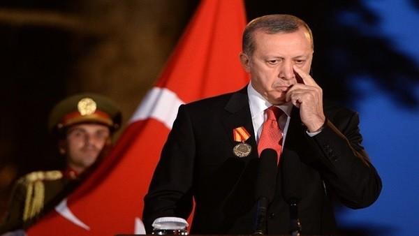 أردوغان ينهار.. ليلة بكى فيها الدكتاتور العثمانى بعد فوز المعارضة وسقوط حزبه بعد سيطرة 26 عاما