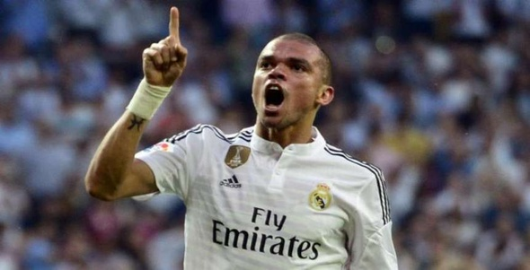 رسميا.. بيبي يغيب عن ريال مدريد ستة أسابيع
