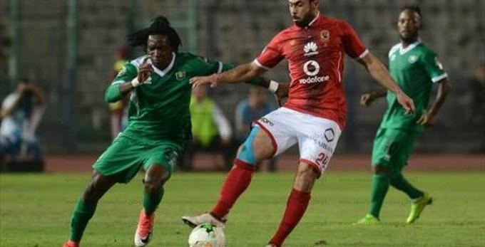 أحمد فتحي جاهز لمواجهة المصري