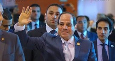 اليوم.. الرئيس السيسى يشهد ختام فعاليات منتدى شباب العالم 2018