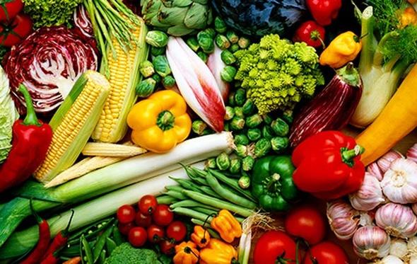 45 % انخفاضا في أسعار الخضروات والفاكهة اليوم