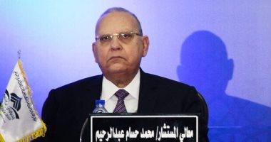 وزير العدل يشارك فى الاجتماع الـ59 للمكتب التنفيذى لمجلس وزراء العدل العرب