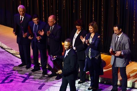 بالصور.. تكريم 16 من رموز الفن في احتفال مهرجان الموسيقى العربية بـ«اليوبيل الفضي»