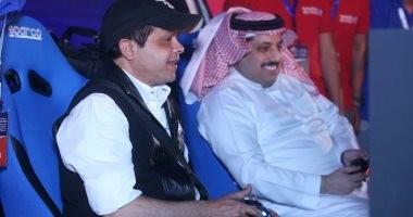 """هنيدى عن مباراته مع تركى آل الشيخ: """"النتيجة ١/١ ليا"""""""