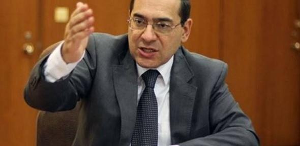 """وزير البترول يفتتح جناحي """"إنبي"""" و""""بتروجيت"""" بمعرض أبوظبي الدولي"""