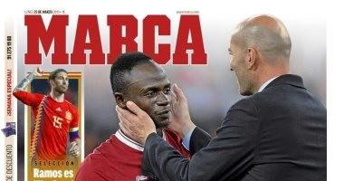 أخبار ريال مدريد اليوم عن رغبة زيدان في ضم ساديو ماني