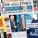 'Hazardous duel': what the papers say about the election TV debate