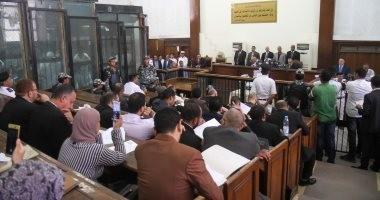 الجنايات تقضى بإعدام 75 من قيادات الإخوان الإرهابية بقضية فض اعتصام رابعة