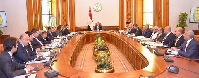 «السيسي» يترأس الاجتماع الثالث للمجلس القومي للمدفوعات