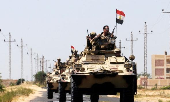 المتحدث العسكري: إحباط محاولة استهداف كمين أمني في سيناء