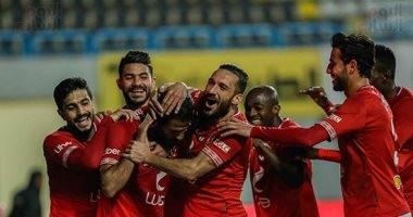 اهداف مباراة الاهلي وبتروجت في الدوري المصري