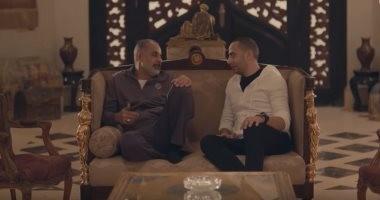 """بالحلقة 7 من """"أبو جبل"""".. البزاوى يسأل عصام السقا """"تموت محروق ولا غرقان"""""""