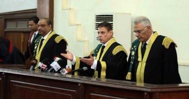 """صور.. الديب بـ""""اقتحام الحدود"""": مبارك عسكرى وليس مدنيا ولا يحق استدعاؤه للشهادة"""