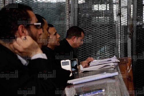 المشدد 10 سنوات لـ4 متهمين في «تنظيم ولاية حلوان».. وبراءة 7 بـ«أحداث المقطم»