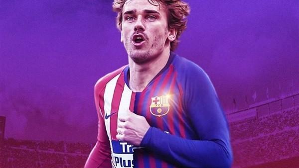 تصعيد جديد من أتلتيكو مدريد ضد نادي برشلونة وجريزمان