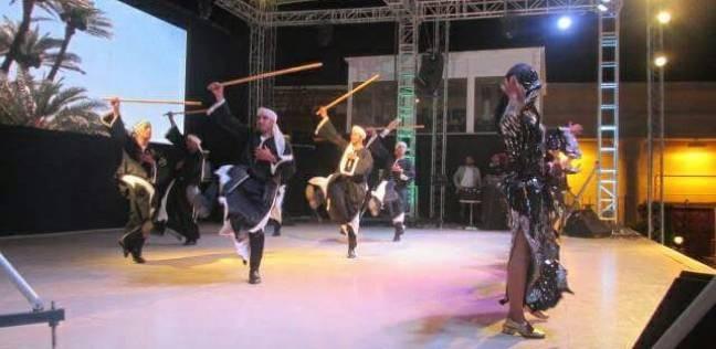 وزير الثقافة يشهد حفل فرقة رضا على هامش منتدى شباب العالم