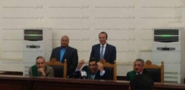 """دفاع """"أحداث بولاق"""" يطالب باستدعاء 11 شاهدا.. والقاضي: عشان نجيبهم شغلانة"""