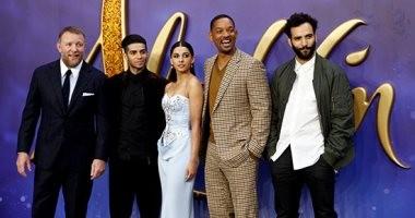 Aladdin يلتحق بقائمة الأعلى إيرادًا فى 2019 بعد Avengers وCaptain Marvel