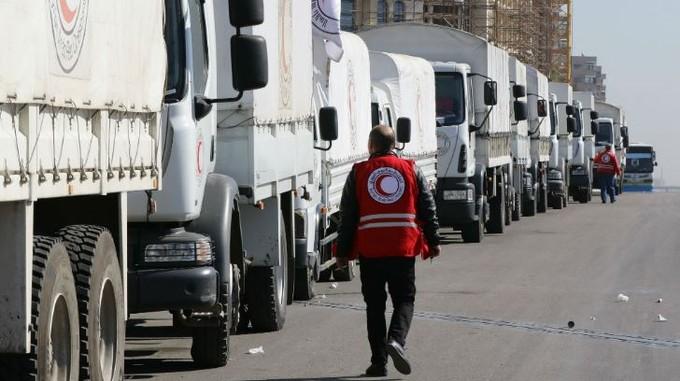 الأمم المتحدة: مستعدون لدعم عملية إيصال المساعدات وإجلاء المصابين من الغوطة