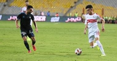 الصحافة المغربية: ثنائية بنشرقى تعزز سيطرة الزمالك على كأس مصر