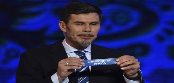 قرعة كأس القارات.. بطل افريقيا مع المانيا وتشيلي
