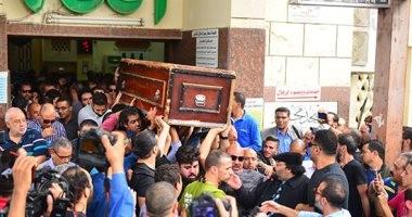 الطب الشرعى: تشريح جثمان الراحل هيثم زكى استغرق ساعة ونصف لبيان سباب الوفاة