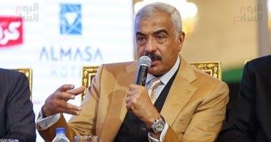 """هشام طلعت مصطفى: مشروعاتنا مع """"الوليد بن طلال"""" تنتظر حسم مصيره"""