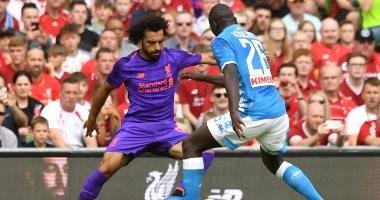 محمد صلاح يسعى لمعادلة إنجاز مايكل أوين مع ليفربول ضد وست هام