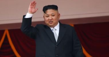 زعيم كوريا الشمالية يعد نظيره الجنوبى بعدم إيقاظه من النوم على أصوات الصواريخ