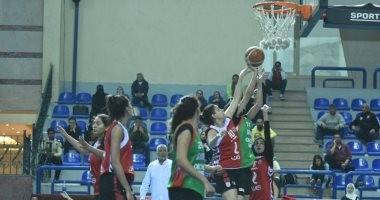 سيدات سبورتنج يفزن بكأس مصر لكرة السلة بعد الفوز على الأهلي