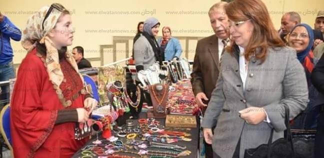 """في ختام زيارتها للإسكندرية"""".. وزيرة التضامن تتفقد دار التربية بنين"""