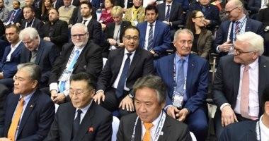 صور.. رئيس الوزراء يشهد افتتاح بطولة العالم لكرة اليد للرجال خلال زيارته لألمانيا